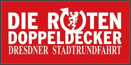 Logo Die Roten Doppeldecker